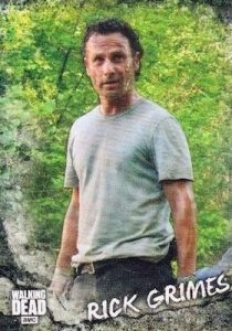 Characters Rick Grimes