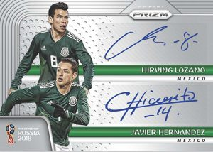 Dual Signatures Hirving Lozano, Javier Hernandez