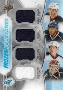Frozen Foursomes Columbus Blue Jackets