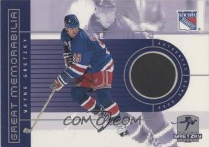 Great Memorabilia Wayne Gretzky