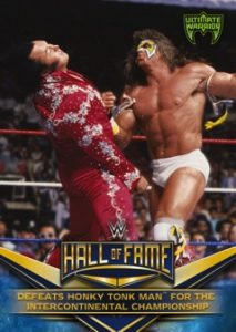 Hall of Fame Tribute Ultimate Warrior