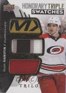 Honorary Triple Swatches Noah Hanifin