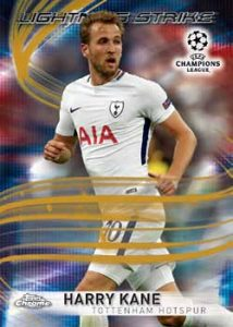 Lightning Strike Harry Kane