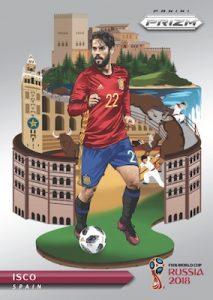 National Landmarks Isco, Spain