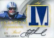Paragon Signatures Troy Aikman