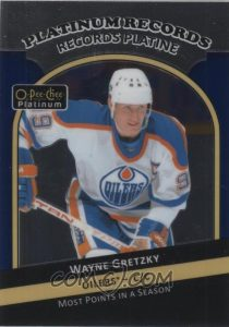 Platinum Records Wayne Gretzky
