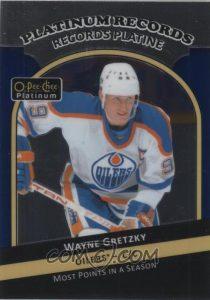Platinum Records Wayne Gretzky