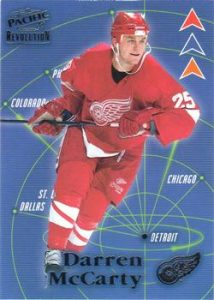 Three Pronged Attack Parallel Darren McCarty