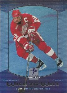 Will to Win Steve Yzerman