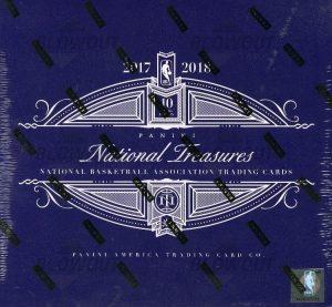 2017-18 National Treasures
