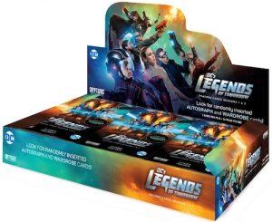 2018 Cryptozoic Legends of Tomorrow