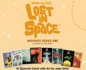 2018 Rittenhouse Lost in Space Series 1