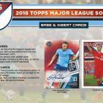 2018 Topps MLS