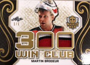 300 Win Club Martin Brodeur