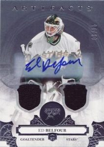 Base Auto Material Silver Ed Belfour