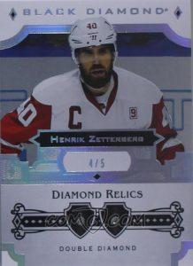 Base Diamond Relics Henrik Zetterberg