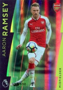 Base Green Aaron Ramsey