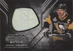 Championship Rings Sidney Crosby