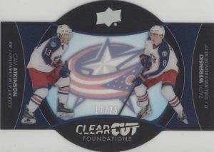 Clear Cut Foundations Cam Atkinson, Zach Werenski