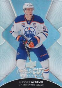 Clear Cut Superstars Connor McDavid