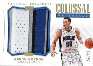 Colossal Materials Prime Aaron Gordon