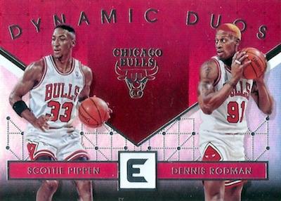 Dynamic Duos Scottie Pippen, Dennis Rodman