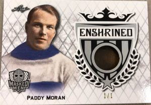 Enshrined Paddy Moran