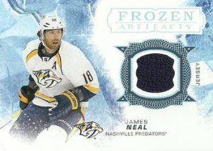 Frozen Artifacts James Neal