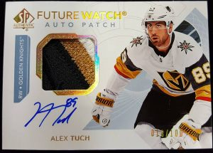 Future Watch Limited Auto Patch Alex Tuch