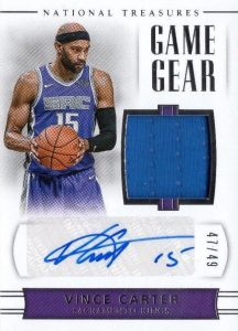 Game Gear Auto Vince Carter