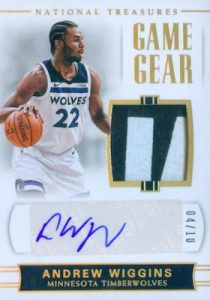 Game Gear Autos Prime Andrew Wiggins