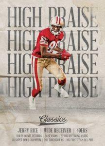 High Praise Jerry Rice