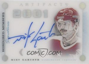 Honoured Members Auto Mike Gartner
