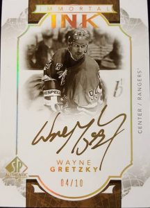 Immortal Inks Wayne Gretzky