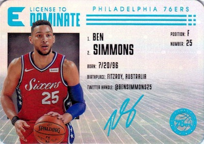 License to Dominate Ben Simmons