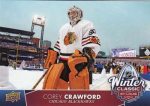 NHL Winter Classic Jumbo Corey Crawford