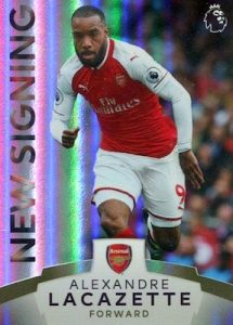 New Signing Alexander Lacazette