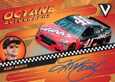 Octane Autographs Kurt Busch