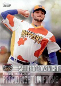 Promo Night Uniforms Salute to Cows