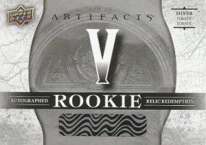 Rookie Auto Relic Redemption