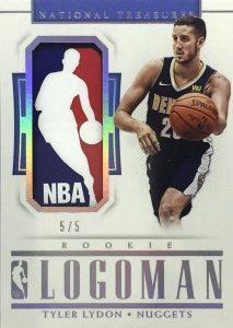 Rookie Logoman Tyler Lydon