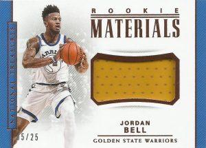 Rookie Materials Jordan Bell