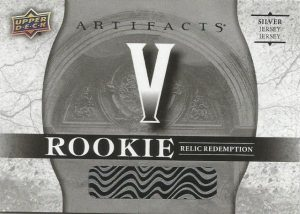 Rookie Relic Redemption