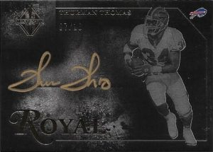 Royal Signatures Gold Thurman Thomas