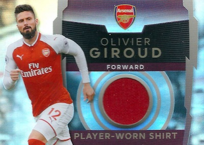 Shirt Relics Olivier Giroud