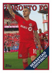 Throwback Topps Sebastian Giovinco