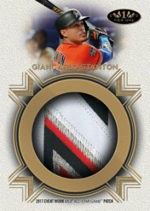 Tier One All-Star Patch Giancarlo Stanton