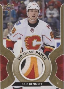 UD Game Patch Sam Bennett