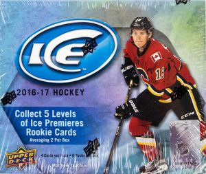 185eedbce2a 2016-17 UD Ice was a popular release among hockey fans. The acetate card  stock makes for attractive cards and the variety of available hits makes for  a fun ...