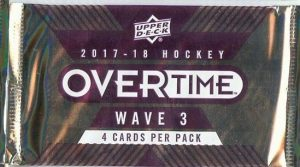 2017-18 Overtime Wave 3 Packs